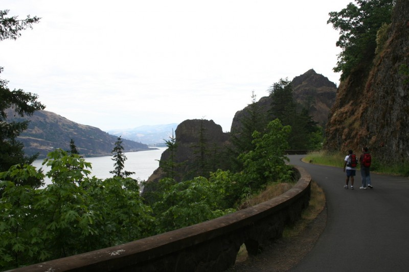 View Near the Beginning of the Trail