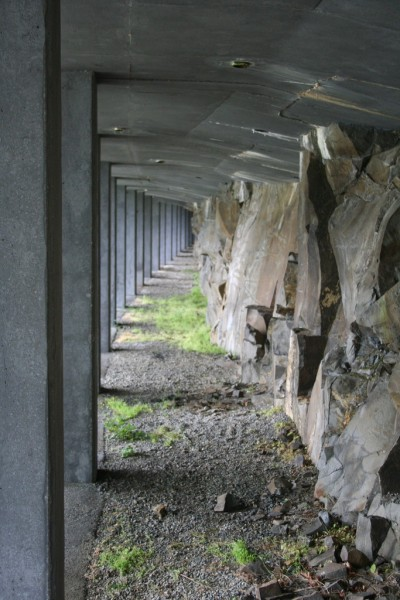 Inside the Not-The-Tunnel