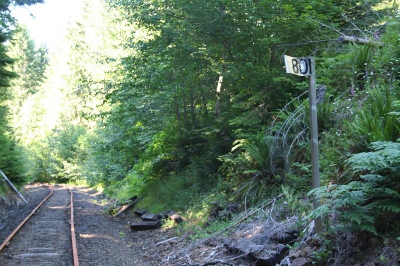 Milepost 801