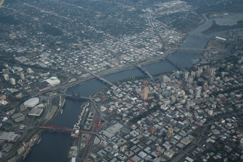 The Bridges of Portland