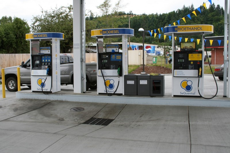 Biodiesel and Ethanol Pumps