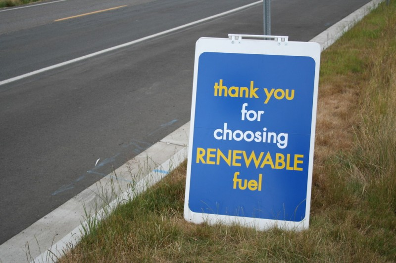 Thank You For Choosing Renewable Fuel