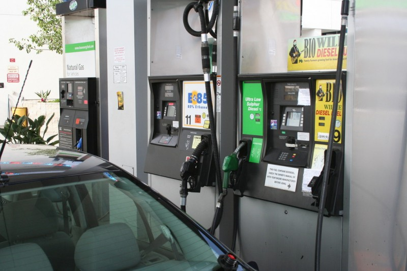 Biodiesel, Ethanol and Natural Gas