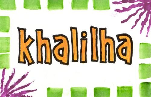 Khalilha