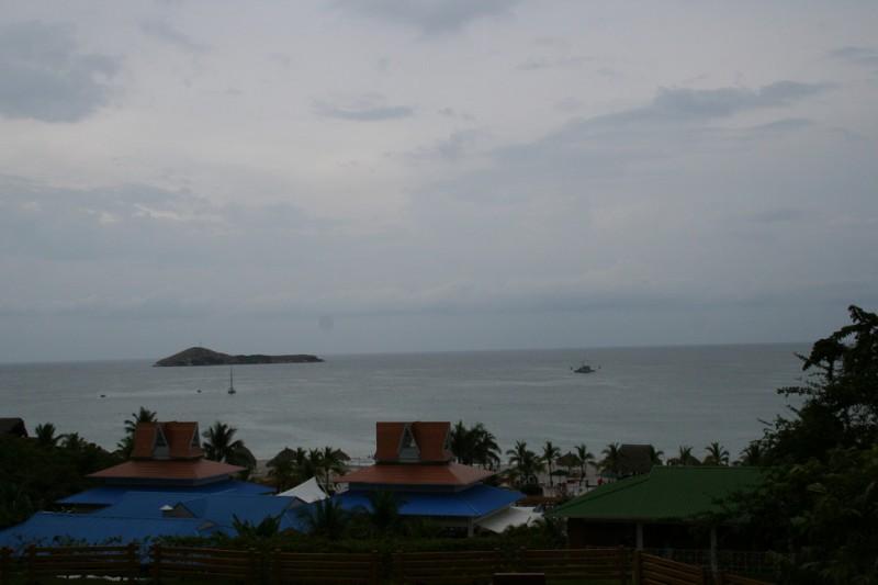 View from Resort Window