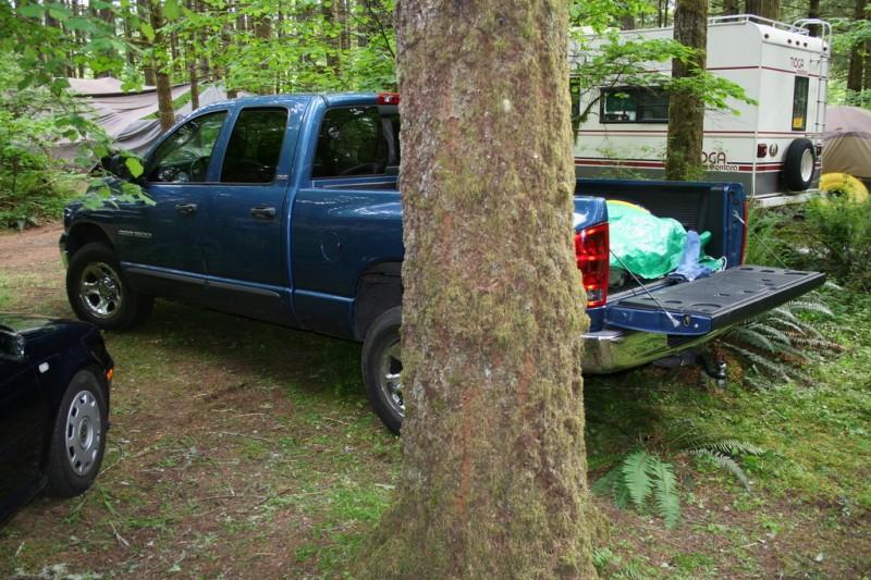 Shaun & Tiffany's Truck