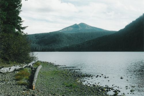 Walupt Lake